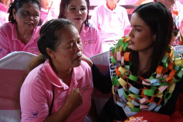 Miss Cambodia-Worldleprosyday Bulletin 142 : Des Miss sans peur et sans reproche face à la lèpre