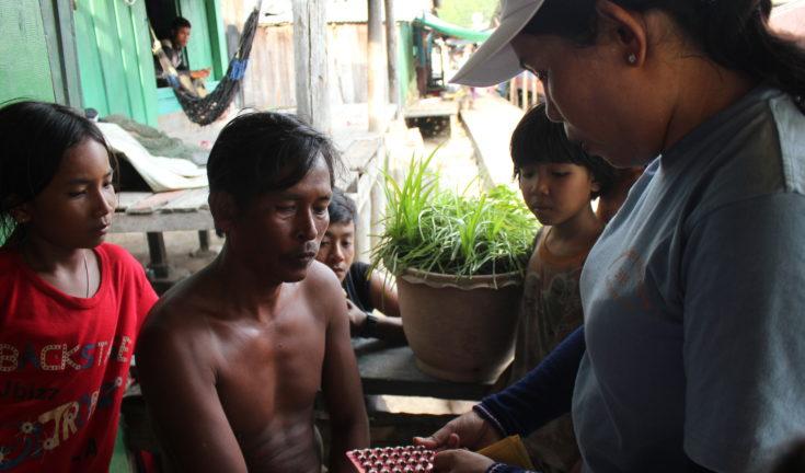 Traquer les nouveaux cas de lèpre pour endiguer la maladie - CIOMAL