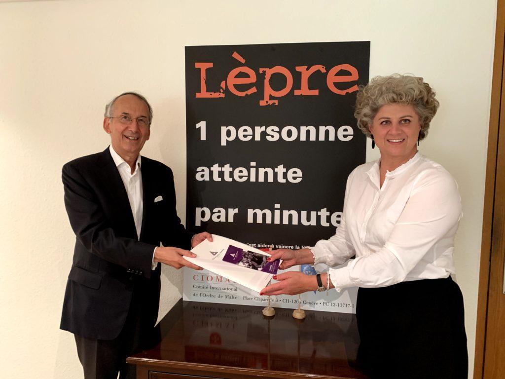 Partenariat entre la Fondation CIOMAL de l'Ordre de Malte et Alliance Against Leprosy dans la lutte contre la maladie de Hansen au Brésil